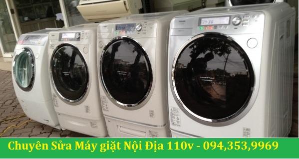 sửa máy giặt nội địa tại hà nội